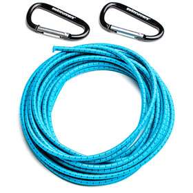 Swimrunners Support Pull Belt Cord DIY 5m, blue